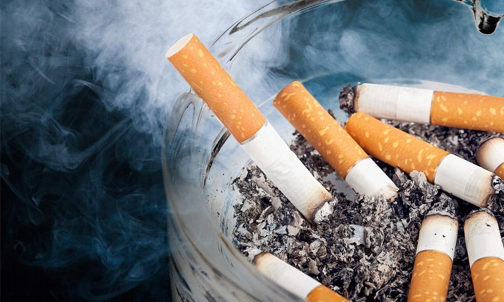 Causes of PAD - Smoking